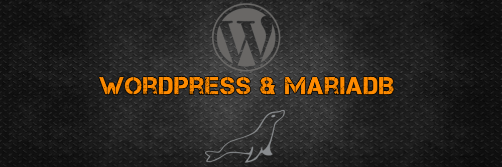 WordPress & MariaDB