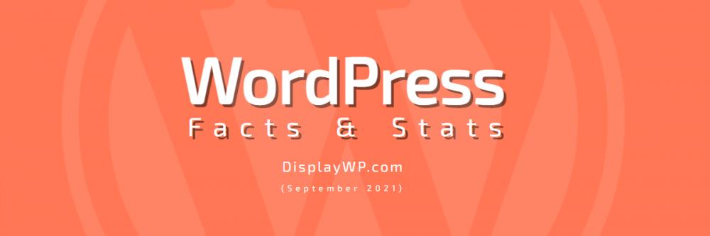 WordPress Infographics - September 2021